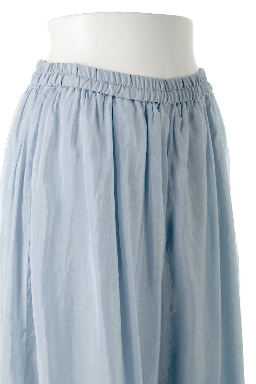 WideLegSlitSheerPantsサイドスリット・シアーパンツ大人カジュアルに最適な海外ファッションのothers(その他インポートアイテム)のボトムやパンツ。透け感のある人気のシアー素材を使用したワイドパンツ。涼しげな素材でスカートのような軽い着心地です。/main-15