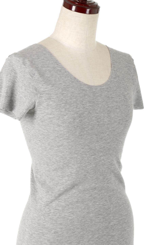 SeamlessFittedTShirts完全無縫製・なめらかフィットインナー大人カジュアルに最適な海外ファッションのothers(その他インポートアイテム)のトップスやカットソー。縫い目がないハイストレッチのなめらか素材を使用した半袖インナー。縫い目によるチクチクやかゆみを軽減させたシームレス仕様です。/main-15