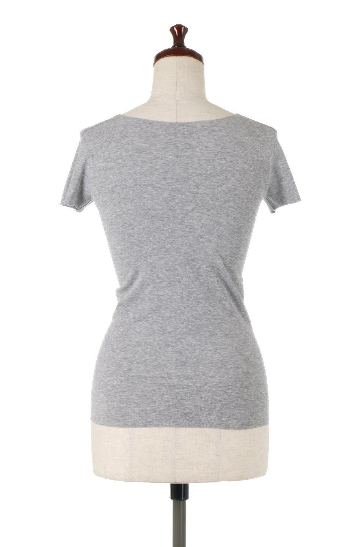 SeamlessFittedTShirts完全無縫製・なめらかフィットインナー大人カジュアルに最適な海外ファッションのothers(その他インポートアイテム)のトップスやカットソー。縫い目がないハイストレッチのなめらか素材を使用した半袖インナー。縫い目によるチクチクやかゆみを軽減させたシームレス仕様です。/main-9