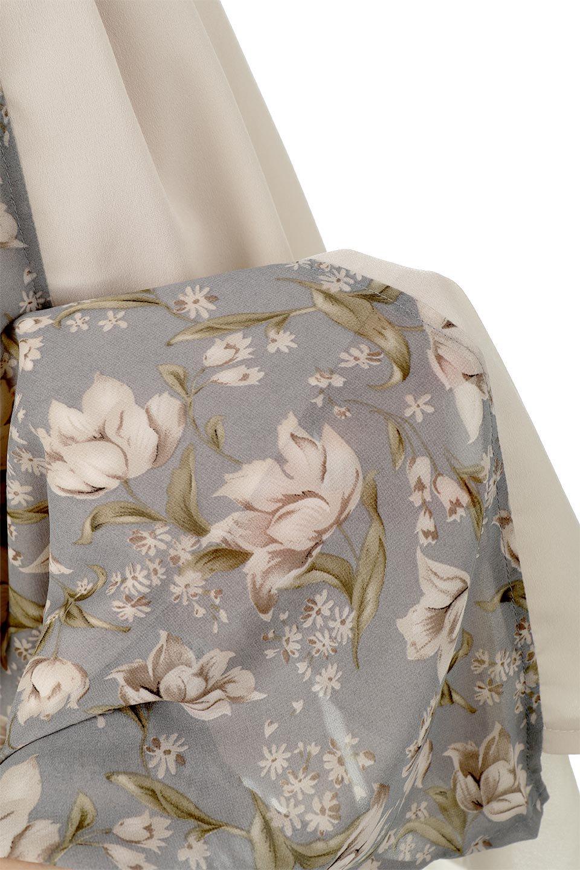 FloralPrintedPanelSkirtDress花柄・切り替えワンピース大人カジュアルに最適な海外ファッションのothers(その他インポートアイテム)のワンピースやマキシワンピース。女性らしさ漂う花柄×異素材MIXのロングワンピース。大きな花柄の中に異素材をMIXさせる事で甘さの中に大人の女性らしさをプラスさせています。/main-20