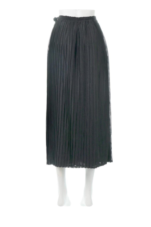 MeshPleatLayeredSkirtメッシュプリーツ・レイヤードスカート大人カジュアルに最適な海外ファッションのothers(その他インポートアイテム)のボトムやスカート。スタイリングのメインになるデザインスカート。繊細なメッシュ素材を使用し、立体的なプリーツが織りなす華やかなスカートです。/main-10
