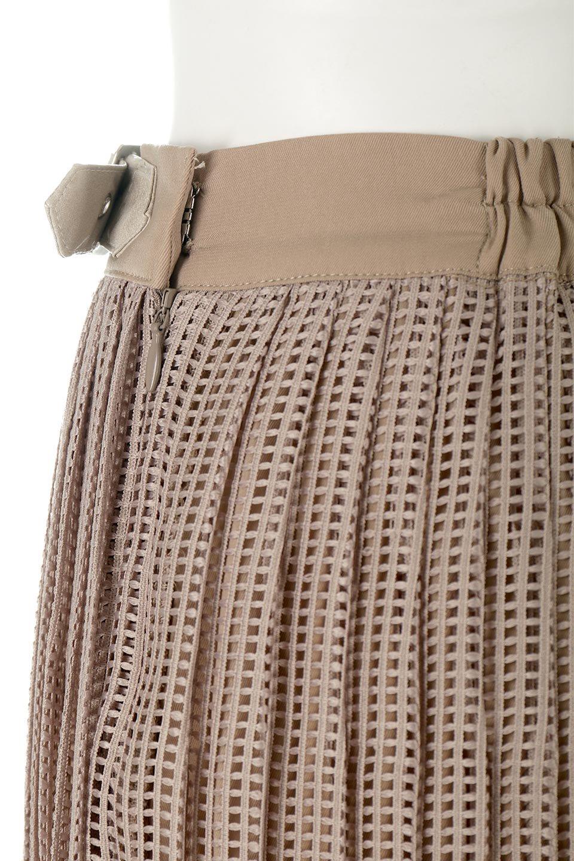 MeshPleatLayeredSkirtメッシュプリーツ・レイヤードスカート大人カジュアルに最適な海外ファッションのothers(その他インポートアイテム)のボトムやスカート。スタイリングのメインになるデザインスカート。繊細なメッシュ素材を使用し、立体的なプリーツが織りなす華やかなスカートです。/main-16