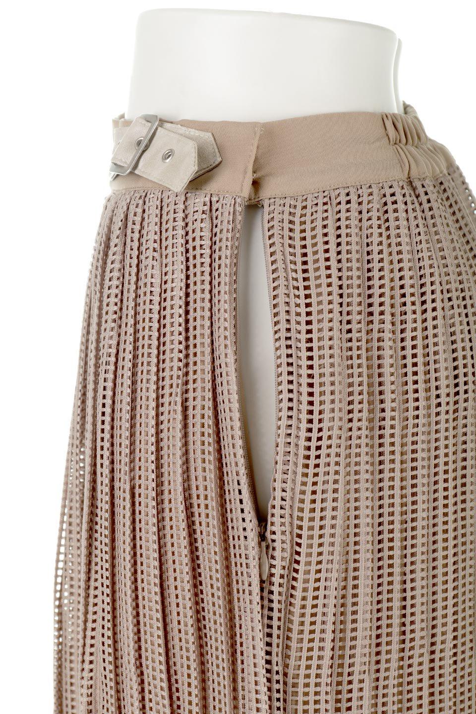 MeshPleatLayeredSkirtメッシュプリーツ・レイヤードスカート大人カジュアルに最適な海外ファッションのothers(その他インポートアイテム)のボトムやスカート。スタイリングのメインになるデザインスカート。繊細なメッシュ素材を使用し、立体的なプリーツが織りなす華やかなスカートです。/main-19