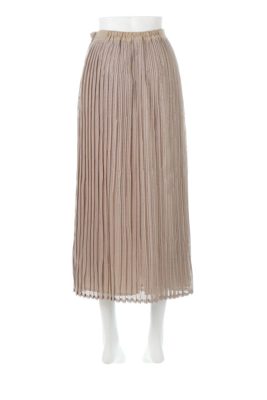 MeshPleatLayeredSkirtメッシュプリーツ・レイヤードスカート大人カジュアルに最適な海外ファッションのothers(その他インポートアイテム)のボトムやスカート。スタイリングのメインになるデザインスカート。繊細なメッシュ素材を使用し、立体的なプリーツが織りなす華やかなスカートです。/main-9