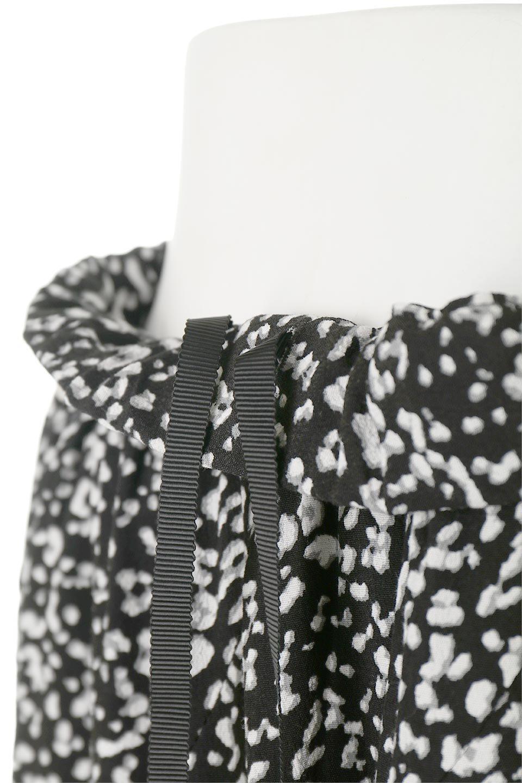PipingHemLeopardFlareSkirtレオパード・フレアボリュームスカート大人カジュアルに最適な海外ファッションのothers(その他インポートアイテム)のボトムやスカート。動くたびにゆれるシルエットが美しいレオパード柄のフレアースカート。スカート部分に切り替えが斜めにはいっており、ナチュラルなマーメイドシルエットが美しいスカートです。/main-7