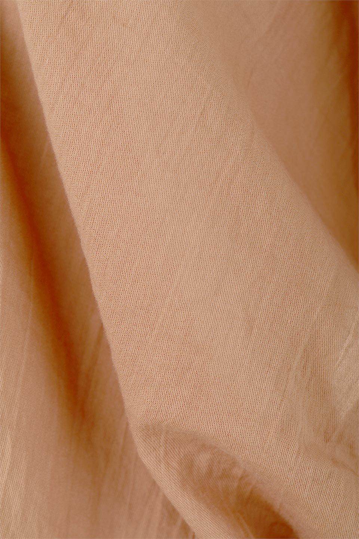 VoluminousSleeveBlouseボリュームスリーブ・ブラウス大人カジュアルに最適な海外ファッションのothers(その他インポートアイテム)のトップスやシャツ・ブラウス。ボリュームがありながらも軽やかな素材で清涼感溢れるエアリーブラウス。綿100%の素材を使用しているので着心地も良くストレスフリーのトップスです。/main-17