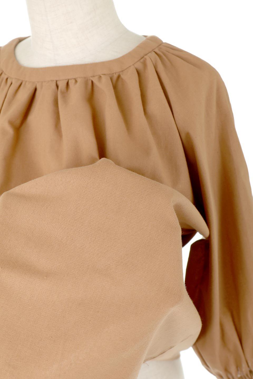 SlitShoulderSleeveBlouseスリットショルダー・ギャザーブラウス大人カジュアルに最適な海外ファッションのothers(その他インポートアイテム)のトップスやシャツ・ブラウス。ルーズシルエットに肩のスリットがポイントのコットンブラウス。首周りのギャザーも可愛い合わせやすいブラウスです。/main-21