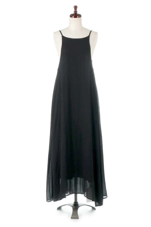 BackGatheredLongCamiDressバックギャザー・キャミマキシワンピース大人カジュアルに最適な海外ファッションのothers(その他インポートアイテム)のワンピースやマキシワンピース。柔らかく軽やかで涼しげな大人のためのサマードレス。ポイントのバックデザインがシンプルながら存在感あるマキシワンピ。