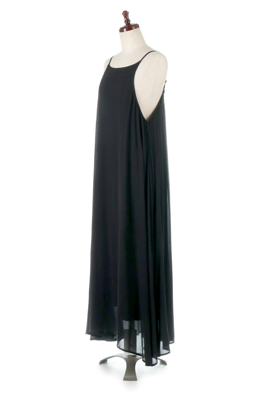 BackGatheredLongCamiDressバックギャザー・キャミマキシワンピース大人カジュアルに最適な海外ファッションのothers(その他インポートアイテム)のワンピースやマキシワンピース。柔らかく軽やかで涼しげな大人のためのサマードレス。ポイントのバックデザインがシンプルながら存在感あるマキシワンピ。/main-1
