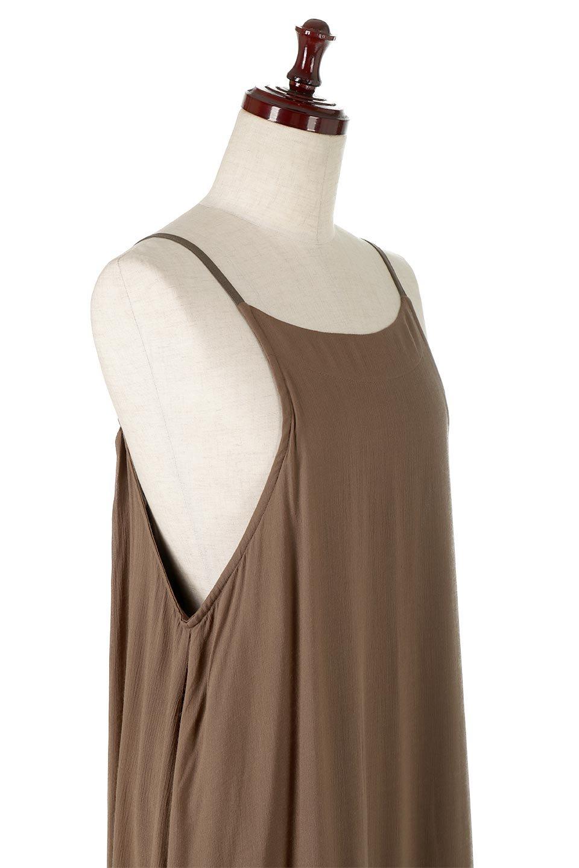 BackGatheredLongCamiDressバックギャザー・キャミマキシワンピース大人カジュアルに最適な海外ファッションのothers(その他インポートアイテム)のワンピースやマキシワンピース。柔らかく軽やかで涼しげな大人のためのサマードレス。ポイントのバックデザインがシンプルながら存在感あるマキシワンピ。/main-10