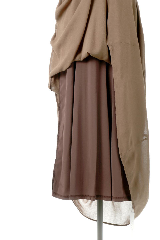 BackGatheredLongCamiDressバックギャザー・キャミマキシワンピース大人カジュアルに最適な海外ファッションのothers(その他インポートアイテム)のワンピースやマキシワンピース。柔らかく軽やかで涼しげな大人のためのサマードレス。ポイントのバックデザインがシンプルながら存在感あるマキシワンピ。/main-16