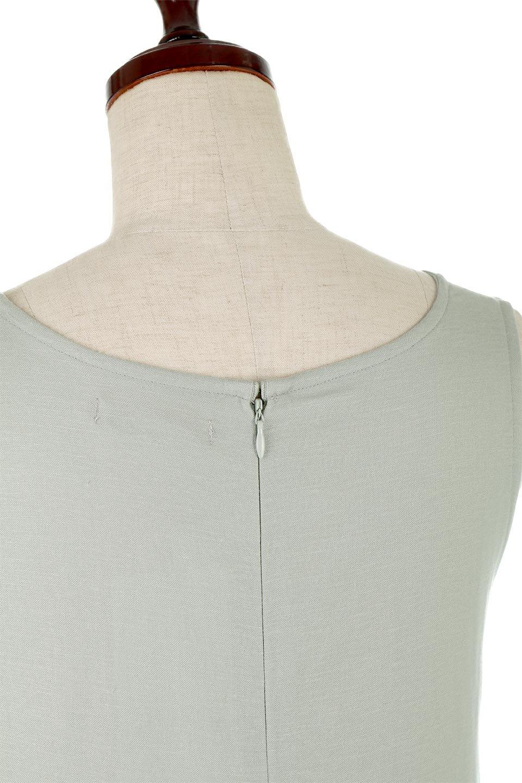 BlockHemSleevelessDressノースリーブ・フレアーワンピース大人カジュアルに最適な海外ファッションのothers(その他インポートアイテム)のワンピースやマキシワンピース。歩くたびに可愛く揺れるフレアーな裾で大人可愛いが完成するマキシワンピ。ゆとりのあるIラインのフォルムに立体的に切り替えを入れ動きが出るシルエット。/main-13