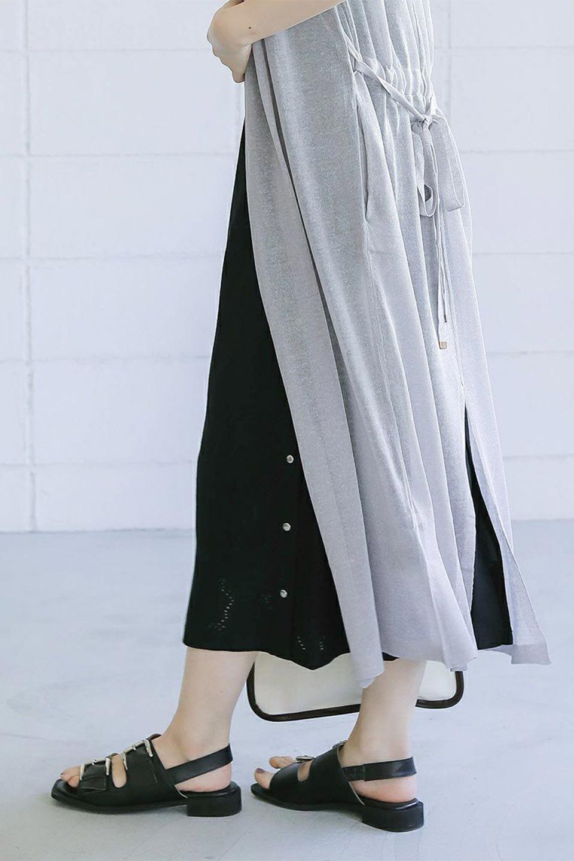LongSheeredSummerCardiganスーパーロング・シアーカーディガン大人カジュアルに最適な海外ファッションのothers(その他インポートアイテム)のアウターやカーディガン。麻混でさらっと涼しい着流しロング丈カーディガン。程よいシアー感が見た目にも涼しいカーディガンです。/main-29