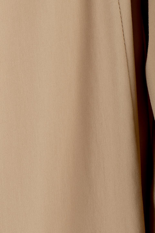 CollarlessFlareDressノーカラー・フルオープンワンピース大人カジュアルに最適な海外ファッションのothers(その他インポートアイテム)のワンピースやマキシワンピース。ノーカラーデザインとフレアシルエットが美しい無地ワンピース。切替でフレアに広がったラインが美しいワンピース。/main-17