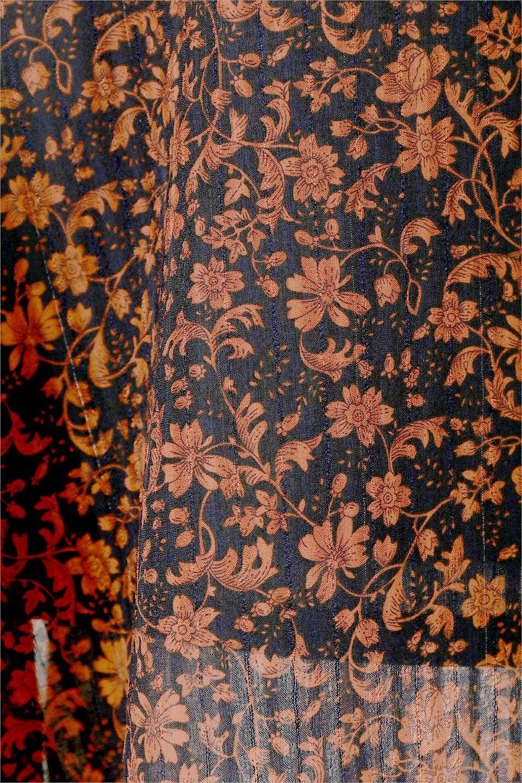FloralPrintedMermaidSkirt花柄切り替え・マーメイドスカート大人カジュアルに最適な海外ファッションのothers(その他インポートアイテム)のボトムやスカート。エレガントで女性らしいマーメイドラインの花柄スカート。全体的にIラインながら途中から切り替えが入っており、裾部分はフレアに。/main-11
