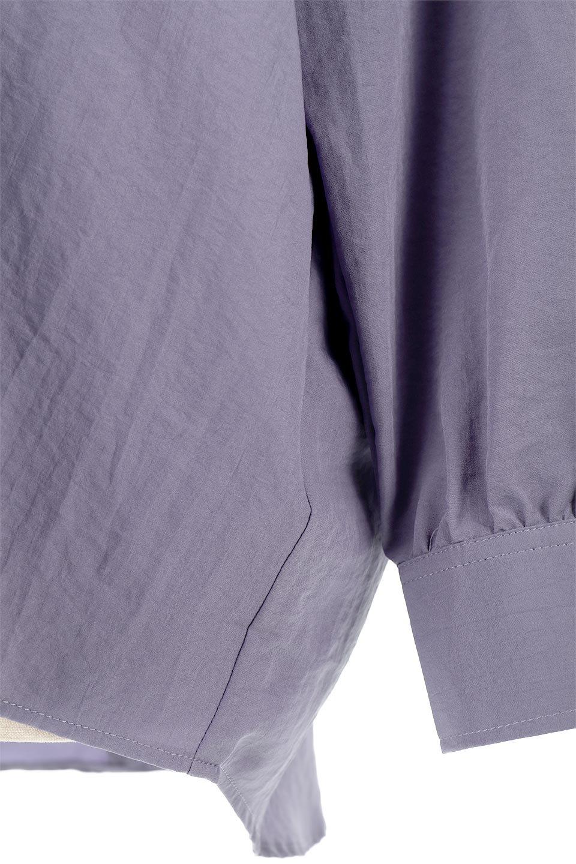 SkipperCollarBigPocketBlouseスカーフ付き・スキッパーブラウス大人カジュアルに最適な海外ファッションのothers(その他インポートアイテム)のトップスやシャツ・ブラウス。シルクのようなさらっとした手触りの生地を用いたシャツブラウス。オーバーサイズでお尻まですっぽりと隠れる丈感となっていますが、首元のV開きにより顔まわりはスッキリ見え、抜け感が出て◎スタイリングのポイントとして取り入れやすい、レオパード柄スカーフ付き。/main-24