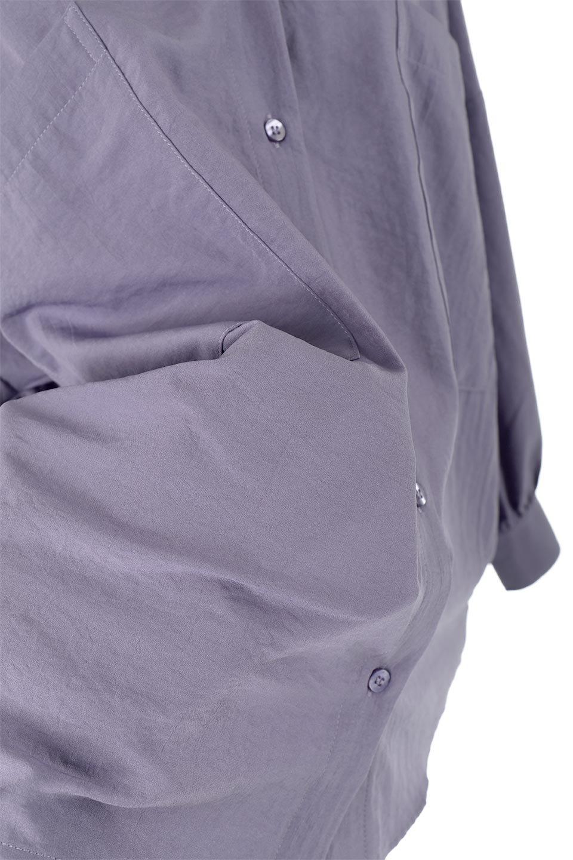 SkipperCollarBigPocketBlouseスカーフ付き・スキッパーブラウス大人カジュアルに最適な海外ファッションのothers(その他インポートアイテム)のトップスやシャツ・ブラウス。シルクのようなさらっとした手触りの生地を用いたシャツブラウス。オーバーサイズでお尻まですっぽりと隠れる丈感となっていますが、首元のV開きにより顔まわりはスッキリ見え、抜け感が出て◎スタイリングのポイントとして取り入れやすい、レオパード柄スカーフ付き。/main-27