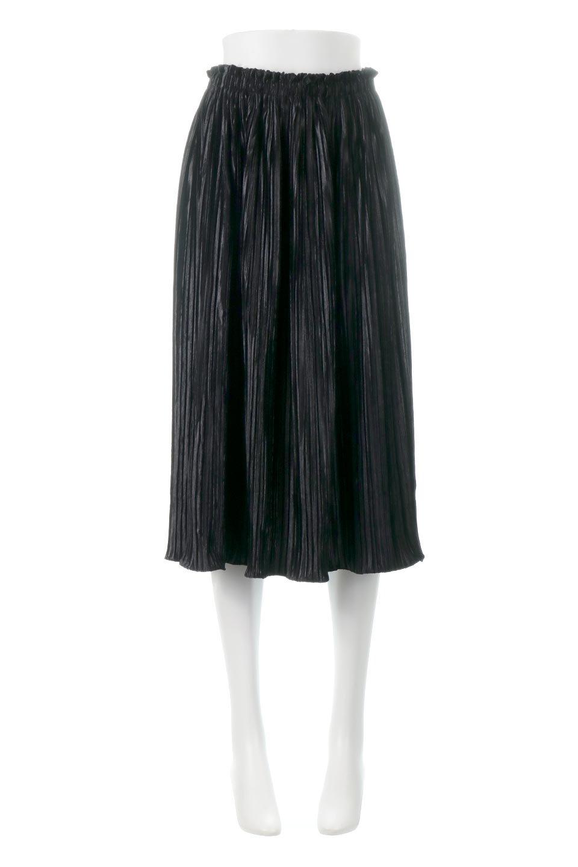 PleatedVelourLongSkirtプリーツ・ベロアスカート大人カジュアルに最適な海外ファッションのothers(その他インポートアイテム)のボトムやスカート。ベロア地をプリーツ加工したロングスカート。たっぷりギャザーを寄せてあるので重量感があり、ストンとした落ち感です。/main-5