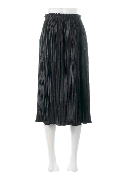 PleatedVelourLongSkirtプリーツ・ベロアスカート大人カジュアルに最適な海外ファッションのothers(その他インポートアイテム)のボトムやスカート。ベロア地をプリーツ加工したロングスカート。たっぷりギャザーを寄せてあるので重量感があり、ストンとした落ち感です。/main-9