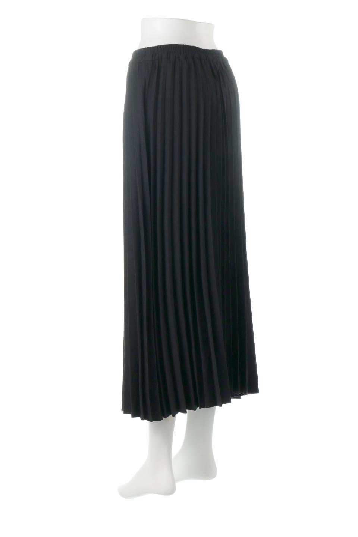 VeganSuedePleatedSkirtビーガンスエード・プリーツスカート大人カジュアルに最適な海外ファッションのothers(その他インポートアイテム)のボトムやスカート。マットな質感が魅力のビーガンスエードを使ったプリーツスカート。ウエストは全体がゴムになっています。/main-13