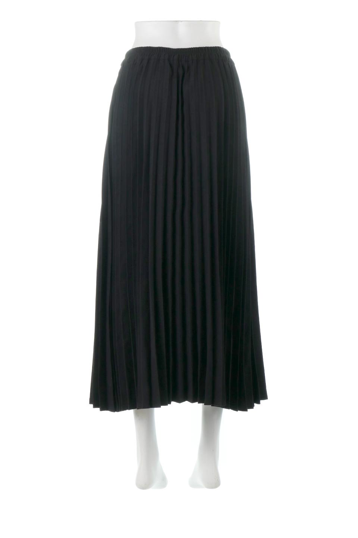 VeganSuedePleatedSkirtビーガンスエード・プリーツスカート大人カジュアルに最適な海外ファッションのothers(その他インポートアイテム)のボトムやスカート。マットな質感が魅力のビーガンスエードを使ったプリーツスカート。ウエストは全体がゴムになっています。/main-14