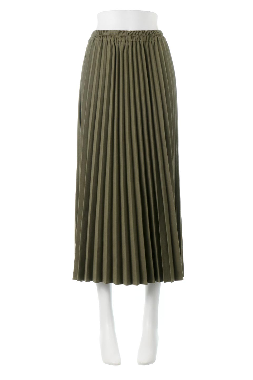 VeganSuedePleatedSkirtビーガンスエード・プリーツスカート大人カジュアルに最適な海外ファッションのothers(その他インポートアイテム)のボトムやスカート。マットな質感が魅力のビーガンスエードを使ったプリーツスカート。ウエストは全体がゴムになっています。/main-5