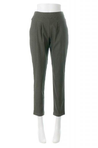 海外ファッションや大人カジュアルに最適なインポートセレクトアイテムのSuper Stretch Tapered Pants 2020 スーパーストレッチ・テーパードパンツ