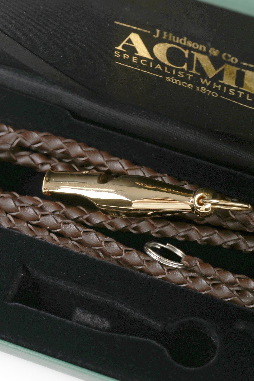 AcmeのAcmeDogWhistleProTrialler(Silver&Gold)アクメ・ドッグホイッスル・プロトライアラー(純銀製&金メッキ)/ACMEWhistleのドッググッズやその他。1935年以来販売を開始してから世界中のトレーナーに愛され続けているACME社のドッグホイッスル(犬笛)の高級プレステージライン。#212は人のにも聞こえるサウンドを備えたオールランダー。/main-6