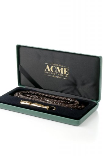 AcmeのAcme Dog Whistle Pro Trialler (Silver & Gold) アクメ・ドッグホイッスル・プロトライアラー(純銀製&金メッキ)