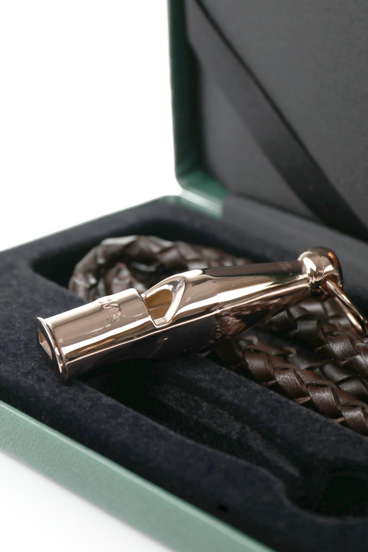 AcmeのAcmeDogWhistleProTrialler(Silver&RoseGold)アクメ・ドッグホイッスル・プロトライアラー(純銀製&ローズゴールドメッキ)/ACMEWhistleのドッググッズやその他。1935年以来販売を開始してから世界中のトレーナーに愛され続けているACME社のドッグホイッスル(犬笛)の高級プレステージライン。#212は人のにも聞こえるサウンドを備えたオールランダー。/main-7