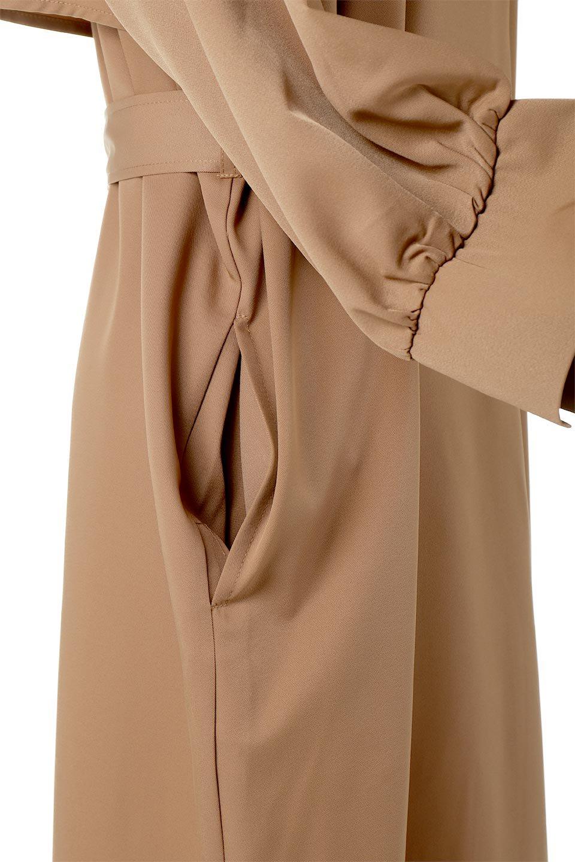 Mid-LengthTrenchDress膝下丈・トレンチワンピース大人カジュアルに最適な海外ファッションのothers(その他インポートアイテム)のワンピースやミディワンピース。毎年人気のトレンチライクなワンピース。BACKスタイルがトレンチコートのようなデザインで、1枚でこなれた印象に仕上がります。/main-13
