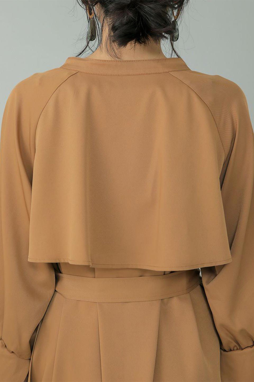 Mid-LengthTrenchDress膝下丈・トレンチワンピース大人カジュアルに最適な海外ファッションのothers(その他インポートアイテム)のワンピースやミディワンピース。毎年人気のトレンチライクなワンピース。BACKスタイルがトレンチコートのようなデザインで、1枚でこなれた印象に仕上がります。/main-15