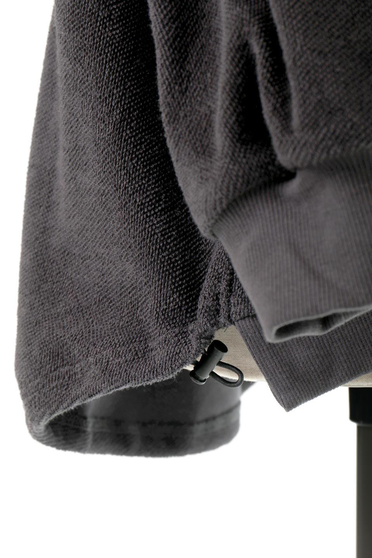 SweatNylonSwitchingHoodieナイロン切り替え・スウェットパーカー大人カジュアルに最適な海外ファッションのothers(その他インポートアイテム)のトップスやカットソー。アウトドアでも大活躍。スウェットの裏地を活かしたナイロン切り替えパーカー。/main-20