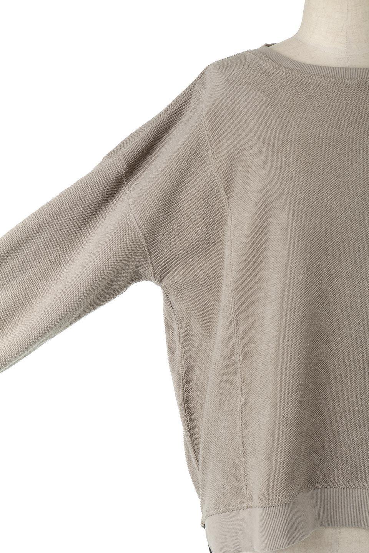 TurnOverSweatTop裏地使い・スピンドル付きスウェット大人カジュアルに最適な海外ファッションのothers(その他インポートアイテム)のトップスやカットソー。スウェットの裏地を活かしたオーバーサイズなスウェット。無地でシンプルなデザインながら素材感の面白さが魅力なアイテム。/main-14