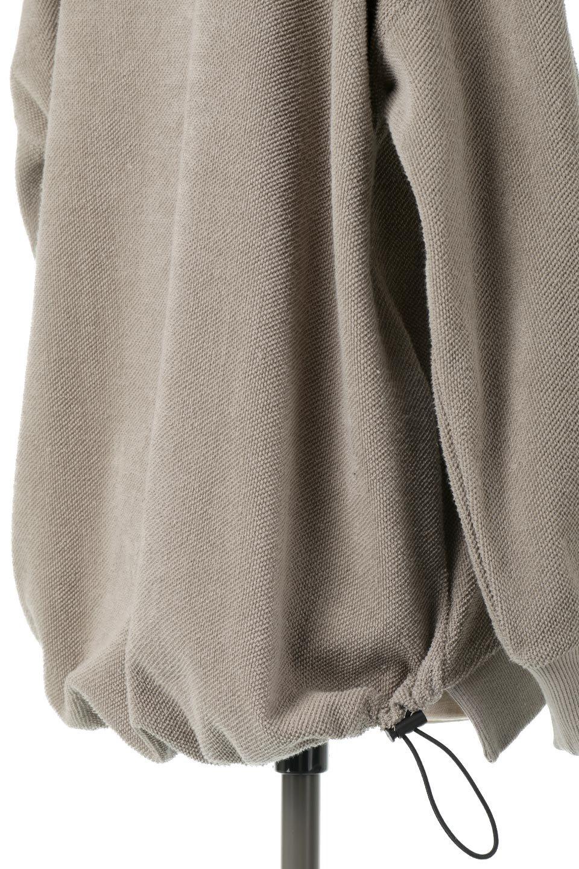 TurnOverSweatTop裏地使い・スピンドル付きスウェット大人カジュアルに最適な海外ファッションのothers(その他インポートアイテム)のトップスやカットソー。スウェットの裏地を活かしたオーバーサイズなスウェット。無地でシンプルなデザインながら素材感の面白さが魅力なアイテム。/main-15