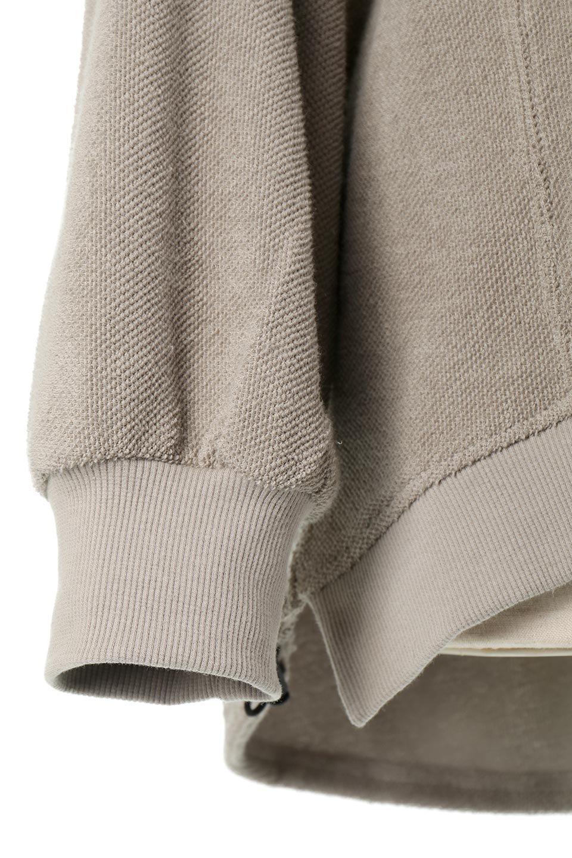TurnOverSweatTop裏地使い・スピンドル付きスウェット大人カジュアルに最適な海外ファッションのothers(その他インポートアイテム)のトップスやカットソー。スウェットの裏地を活かしたオーバーサイズなスウェット。無地でシンプルなデザインながら素材感の面白さが魅力なアイテム。/main-17