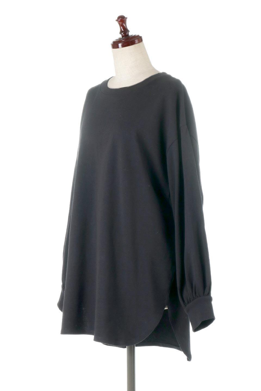 BalloonSleeveHeavyWeightTeeボリュームスリーブ・ヘビーロンT大人カジュアルに最適な海外ファッションのothers(その他インポートアイテム)のトップスやカットソー。Tシャツ以上、スェット未満の肉厚のコットン天竺ロンT。ボリュームスリーブがポイントとなっていて、カジュアルさの中にもかわいいポイントとなっています。/main-16