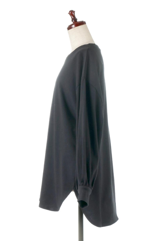 BalloonSleeveHeavyWeightTeeボリュームスリーブ・ヘビーロンT大人カジュアルに最適な海外ファッションのothers(その他インポートアイテム)のトップスやカットソー。Tシャツ以上、スェット未満の肉厚のコットン天竺ロンT。ボリュームスリーブがポイントとなっていて、カジュアルさの中にもかわいいポイントとなっています。/main-17