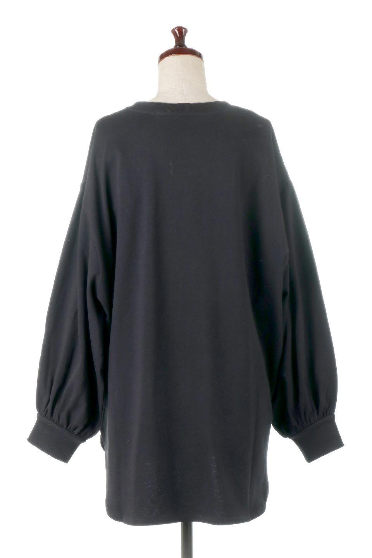 BalloonSleeveHeavyWeightTeeボリュームスリーブ・ヘビーロンT大人カジュアルに最適な海外ファッションのothers(その他インポートアイテム)のトップスやカットソー。Tシャツ以上、スェット未満の肉厚のコットン天竺ロンT。ボリュームスリーブがポイントとなっていて、カジュアルさの中にもかわいいポイントとなっています。/main-19