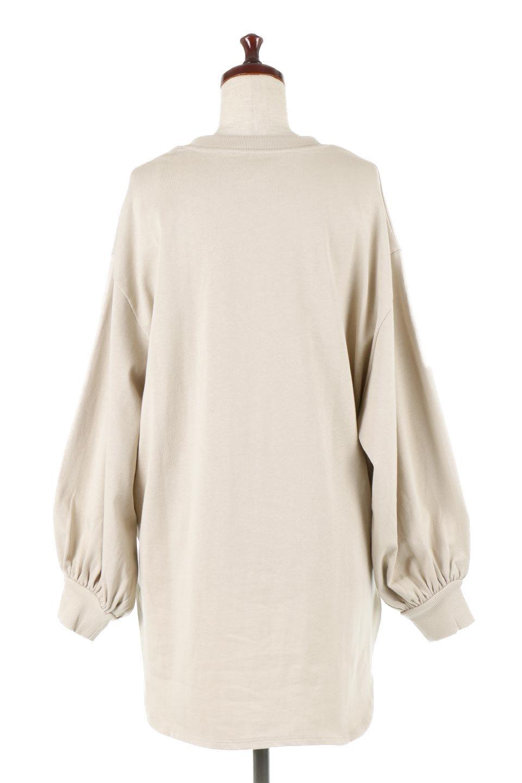 BalloonSleeveHeavyWeightTeeボリュームスリーブ・ヘビーロンT大人カジュアルに最適な海外ファッションのothers(その他インポートアイテム)のトップスやカットソー。Tシャツ以上、スェット未満の肉厚のコットン天竺ロンT。ボリュームスリーブがポイントとなっていて、カジュアルさの中にもかわいいポイントとなっています。/main-4
