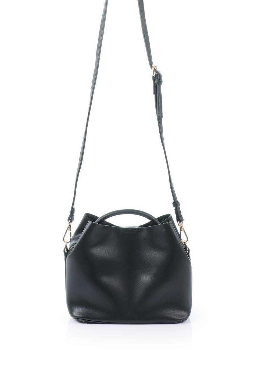 meliebiancoのAnnie(Black)ポーチ付き・ミニハンドバッグ/海外ファッション好きにオススメのインポートバッグとかばん、MelieBianco(メリービアンコ)のバッグやショルダーバッグ。ストラップを付ければショルダーバッグにもなる2Wayタイプのミニハンドバッグ。小さなボディの中には同色のポーチが付属します。