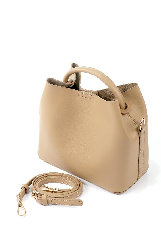 meliebiancoのAnnie(Tan)ポーチ付き・ミニハンドバッグ/海外ファッション好きにオススメのインポートバッグとかばん、MelieBianco(メリービアンコ)のバッグやショルダーバッグ。ストラップを付ければショルダーバッグにもなる2Wayタイプのミニハンドバッグ。小さなボディの中には同色のポーチが付属します。/main-5