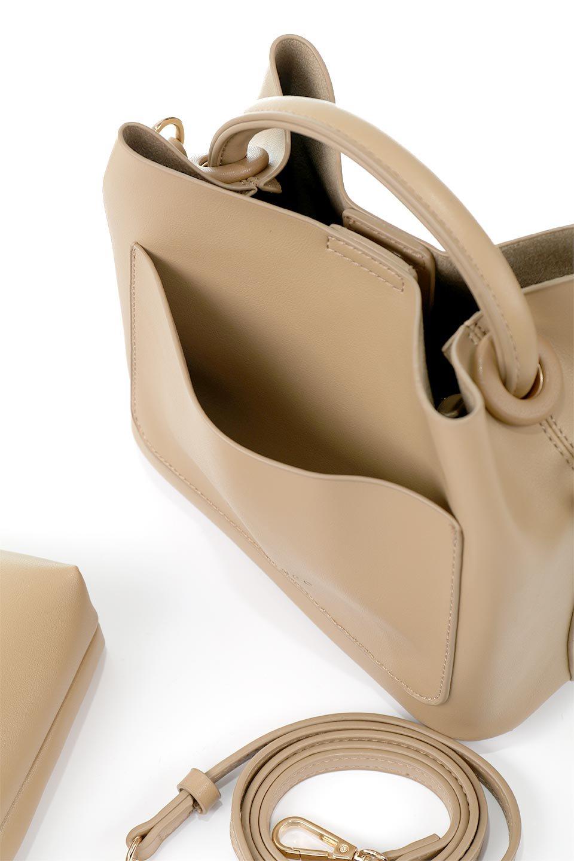 meliebiancoのAnnie(Tan)ポーチ付き・ミニハンドバッグ/海外ファッション好きにオススメのインポートバッグとかばん、MelieBianco(メリービアンコ)のバッグやショルダーバッグ。ストラップを付ければショルダーバッグにもなる2Wayタイプのミニハンドバッグ。小さなボディの中には同色のポーチが付属します。/main-7
