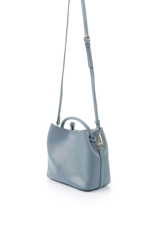 meliebiancoのAnnie(Slate)ポーチ付き・ミニハンドバッグ/海外ファッション好きにオススメのインポートバッグとかばん、MelieBianco(メリービアンコ)のバッグやショルダーバッグ。ストラップを付ければショルダーバッグにもなる2Wayタイプのミニハンドバッグ。小さなボディの中には同色のポーチが付属します。/main-1