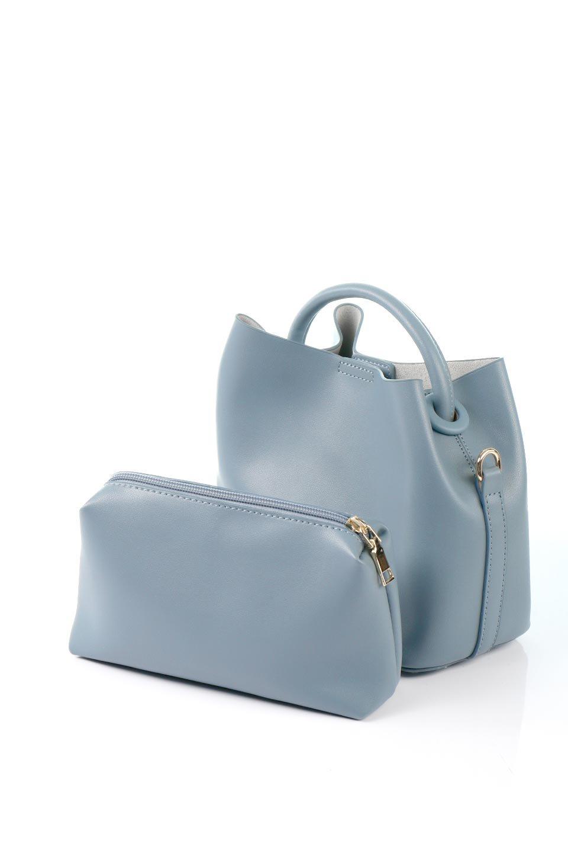 meliebiancoのAnnie(Slate)ポーチ付き・ミニハンドバッグ/海外ファッション好きにオススメのインポートバッグとかばん、MelieBianco(メリービアンコ)のバッグやショルダーバッグ。ストラップを付ければショルダーバッグにもなる2Wayタイプのミニハンドバッグ。小さなボディの中には同色のポーチが付属します。/main-12