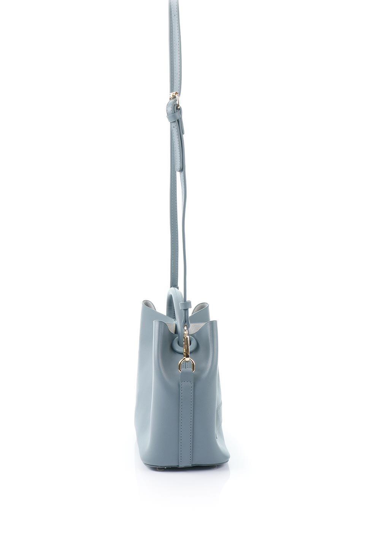 meliebiancoのAnnie(Slate)ポーチ付き・ミニハンドバッグ/海外ファッション好きにオススメのインポートバッグとかばん、MelieBianco(メリービアンコ)のバッグやショルダーバッグ。ストラップを付ければショルダーバッグにもなる2Wayタイプのミニハンドバッグ。小さなボディの中には同色のポーチが付属します。/main-2