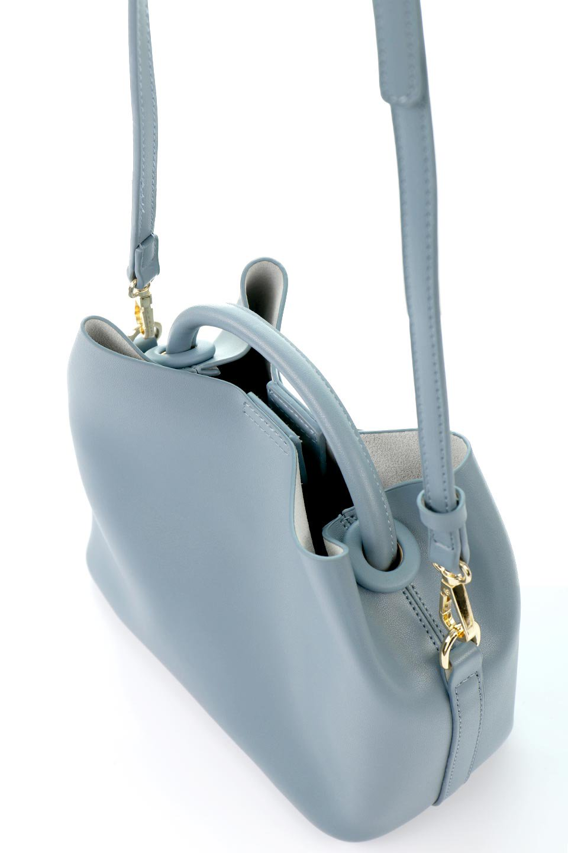 meliebiancoのAnnie(Slate)ポーチ付き・ミニハンドバッグ/海外ファッション好きにオススメのインポートバッグとかばん、MelieBianco(メリービアンコ)のバッグやショルダーバッグ。ストラップを付ければショルダーバッグにもなる2Wayタイプのミニハンドバッグ。小さなボディの中には同色のポーチが付属します。/main-6
