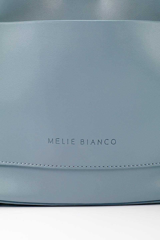 meliebiancoのAnnie(Slate)ポーチ付き・ミニハンドバッグ/海外ファッション好きにオススメのインポートバッグとかばん、MelieBianco(メリービアンコ)のバッグやショルダーバッグ。ストラップを付ければショルダーバッグにもなる2Wayタイプのミニハンドバッグ。小さなボディの中には同色のポーチが付属します。/main-9