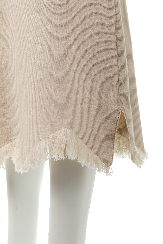 FringeHemKnitLongSkirt裾フリンジ・ニットスカート大人カジュアルに最適な海外ファッションのothers(その他インポートアイテム)のボトムやスカート。裾のフリンジデザインが素敵なニットスカート。フィット&フレアなデザインでIラインを強調して、スタイルアップ効果を引き出してくれます。/main-15