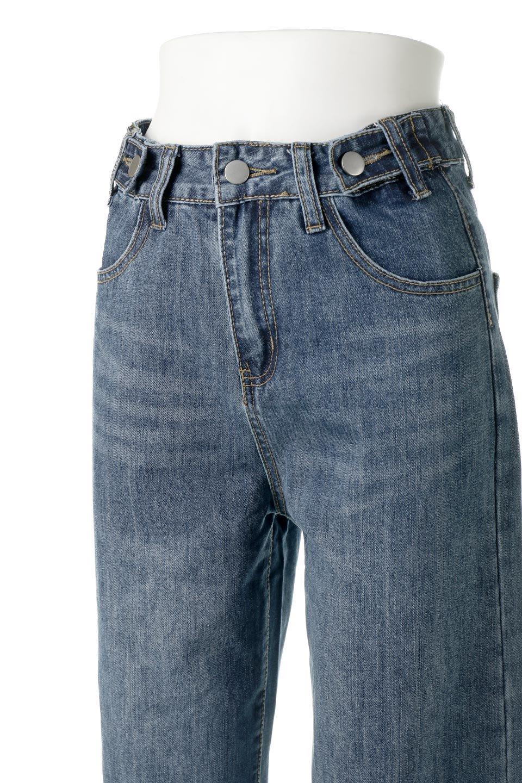 DoubleButtonWideDenimPantsダブルボタン・ワイドデニム大人カジュアルに最適な海外ファッションのothers(その他インポートアイテム)のボトムやパンツ。サイドのボタンで簡単調整できるワイドデニムパンツ。柔らかな生地感が履き心地が良く、しかもコーデにも困らないアイテムです。/main-6